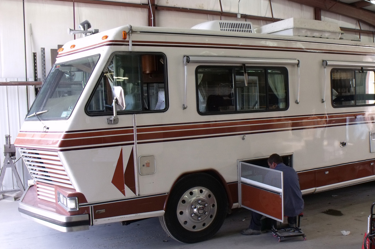 RV Service & Repair – Alabama RV & Storage, LLC
